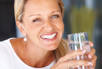 Is Drinking Lots of Water the Solution to Dry Skin?