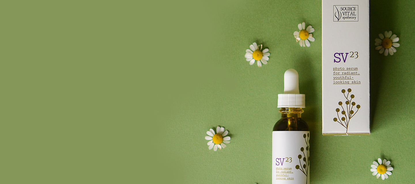 SV23 Facial Phyto Serum for Youthful Radiant Looking Skin
