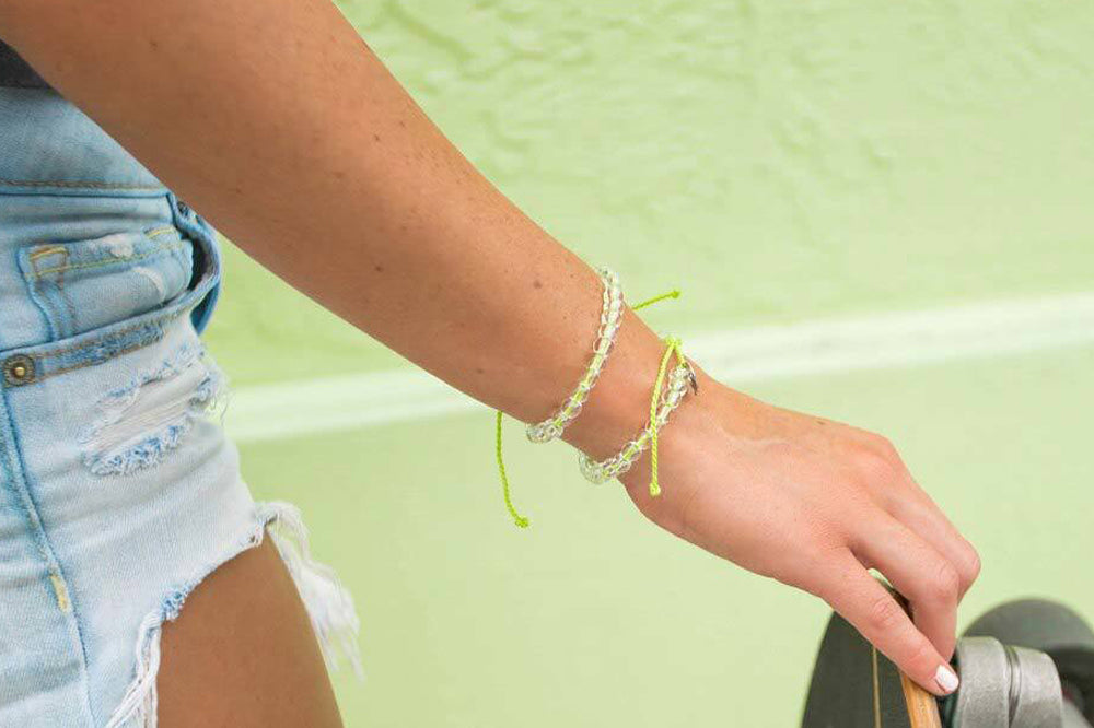 4Ocean bracelet to save the sea turtles