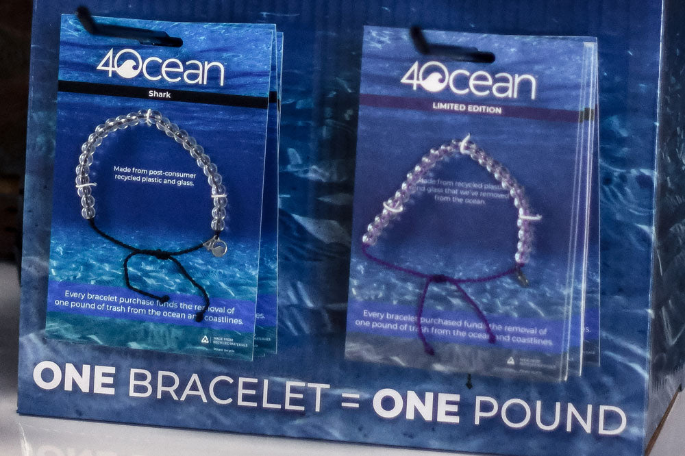4Ocean bracelet sold at source vital apothecary