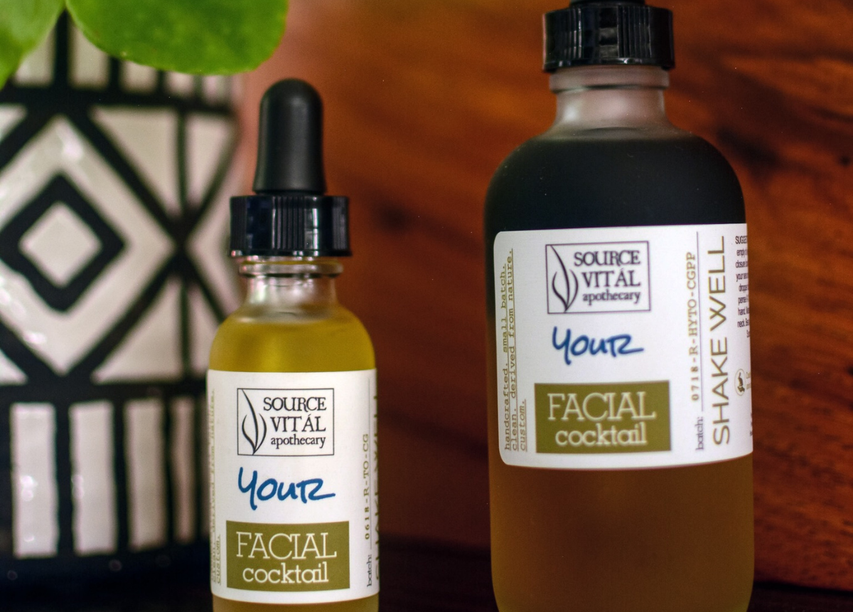 Your Source Vital Facial Cocktail
