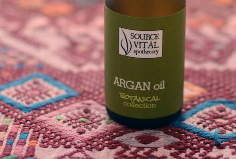 Argan Oil - Source Vital Apothecary Botanical Collection