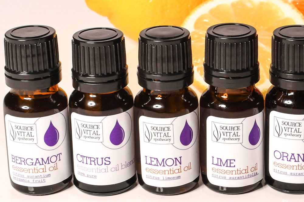 Citrus Essential Oil by Source Vital