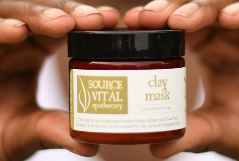 Clay Mask by Source Vital