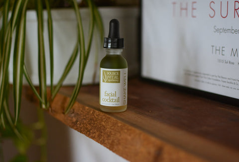 Customized Facial Serum by Source Vital Apothecary