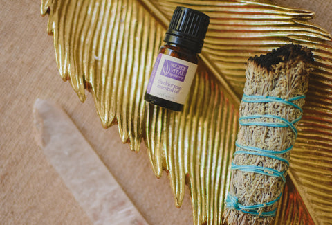 Frankincense Essential Oil for Meditation