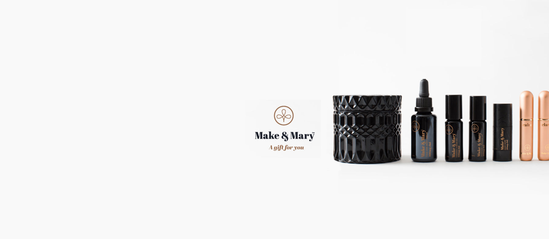 Make & Mary CBD Products Houston - Candle, Aromatherapy, Tinctures
