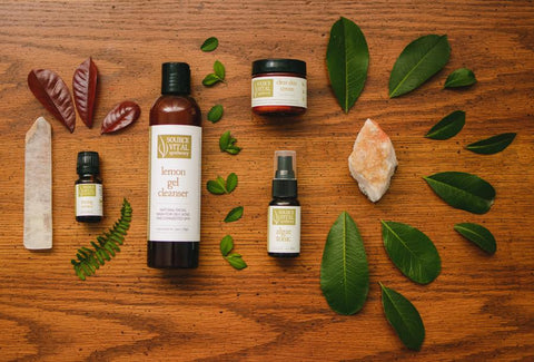 Make Your Own Skin Care Kit by Source Vital Apothecary