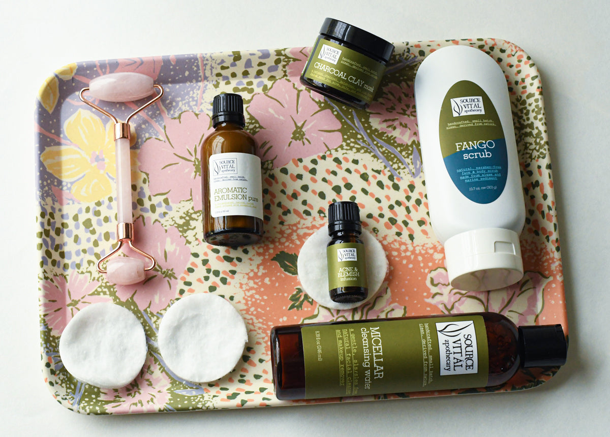products to combat mask acne breakouts