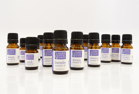 Popular essential oils for aromatherapy