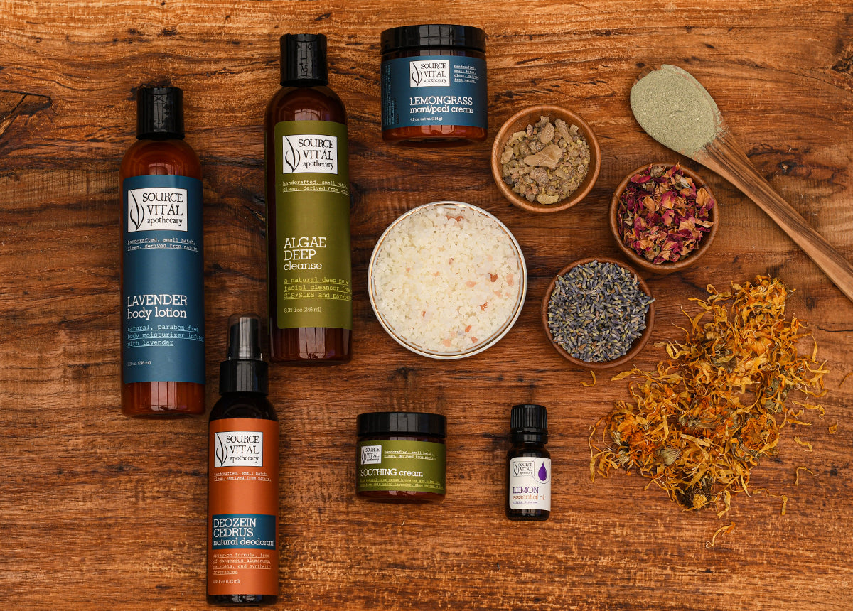 Clean, Safe and Natural Source Vital products