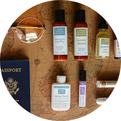 Travel Products to Keep Up Your Skin and Body Routine