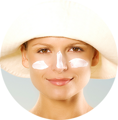 Wear Sunscreen to Prevent Sun Damage