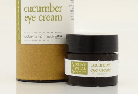 cucumber eye cream by source vital