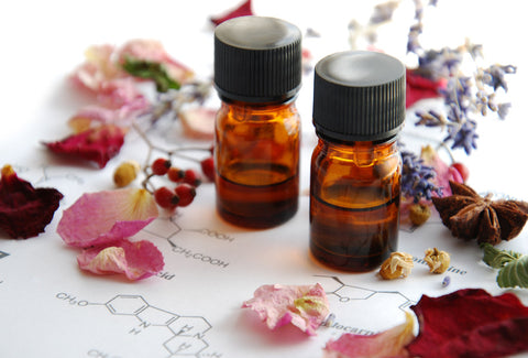 enjoy the benefits of pure essential oils for aromatherpy