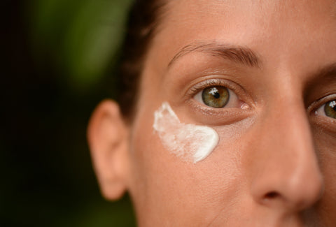 Natural Facial Moisturizer and Eye Care