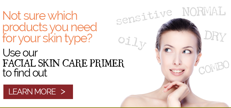 Use the Source Vital Facial Skin Care Primer to Find Out What Natural Products to Use for Your Skin Type