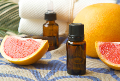 100% pure, natural & undiluted grapefruit pink essential oil