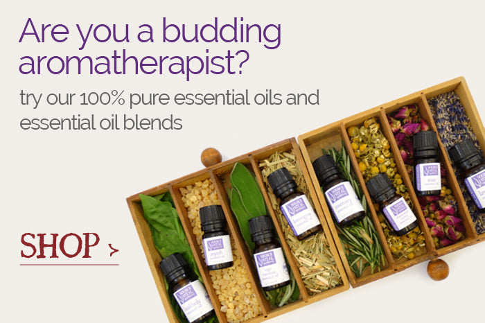 Try our 100% Pure Essential Oils and Essential Oil Blends