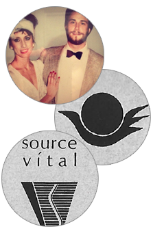 Jerry & Brea Gratia and The Preferred Source Logo and the Original Source Vital Logo