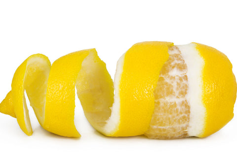 Natural lemon essential oil for purification of skin, air & household surfaces