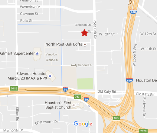 Locate Source Vital Apothecary - 1291 N. Post Oak Rd, Suite 125, Houston, TX 77055