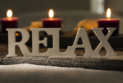 Learn how to naturally relax