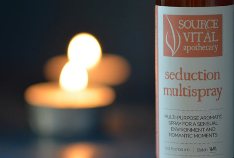 Seduction Naturally Fragranced Multispray