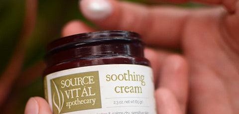 Soothing Cream from Source Vital Apothecary