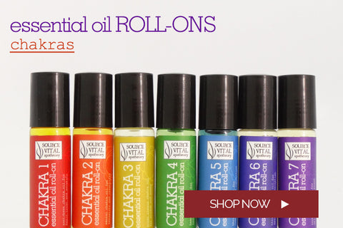 Chakra Essential Oil Roll-ons