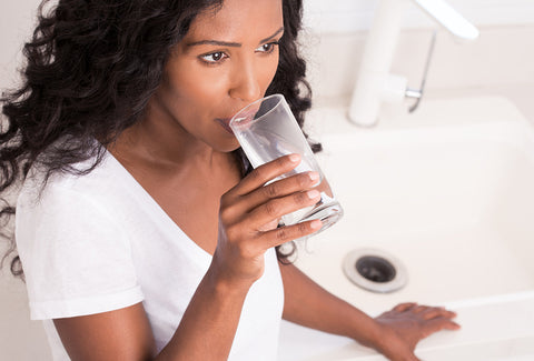Drinking Water for Healthy Skin