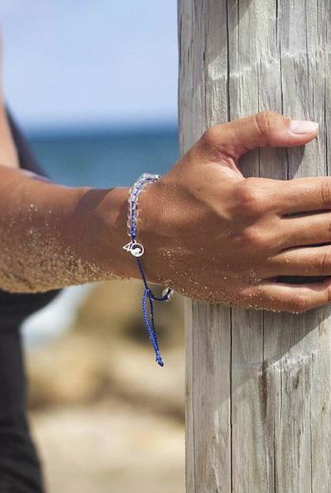 Help Remove Trash from ocean's with 4ocean bracelets