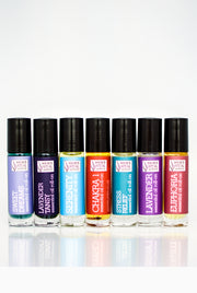 Kick Back Essential Oil Roll-On 7 Pack