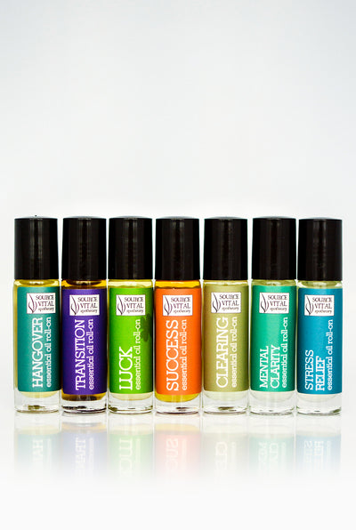 A New You Essential Oil Roll-On 7 Pack