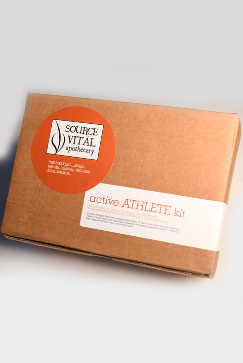 Active Athlete Kit for Performance and Recovery