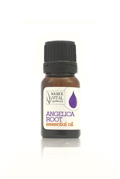 100% Pure Angelica Root Essential Oil