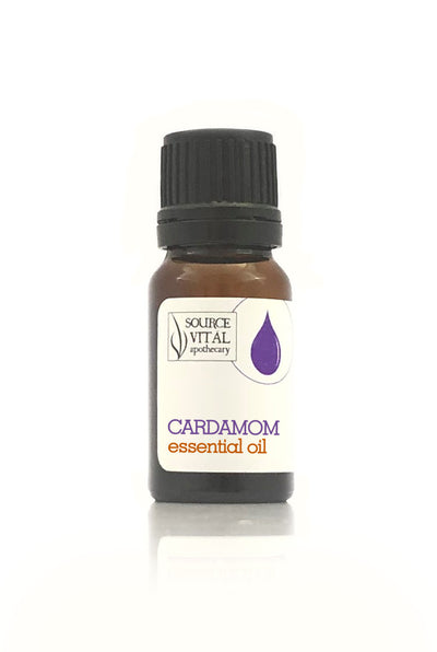 100% Pure Cardamom Essential Oil from Source Vitál