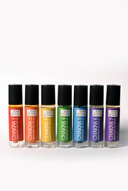 Chakra Oil Roll-on 7 Pack Kit - Balance/Align Your Life