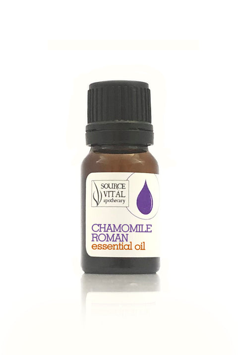 100% Pure Chamomile Roman Essential Oil from Source Vitál