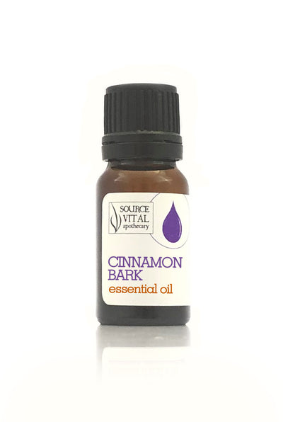100% Pure Cinnamon Bark Essential Oil from Source Vitál