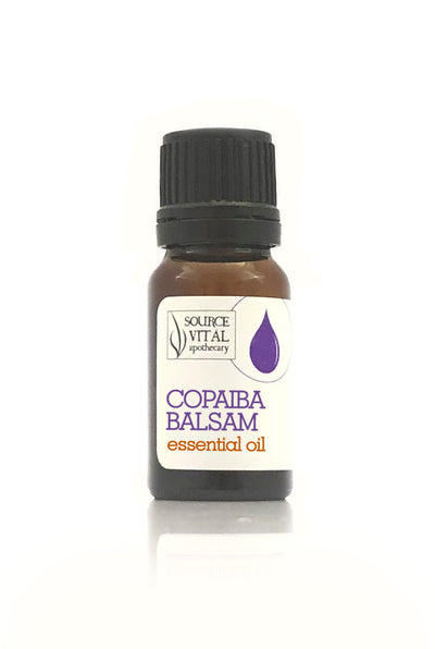 100% Pure Copaiba Balsam Essential Oil