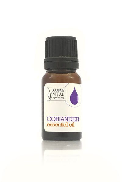 100% Pure Coriander Essential Oil from Source Vitál
