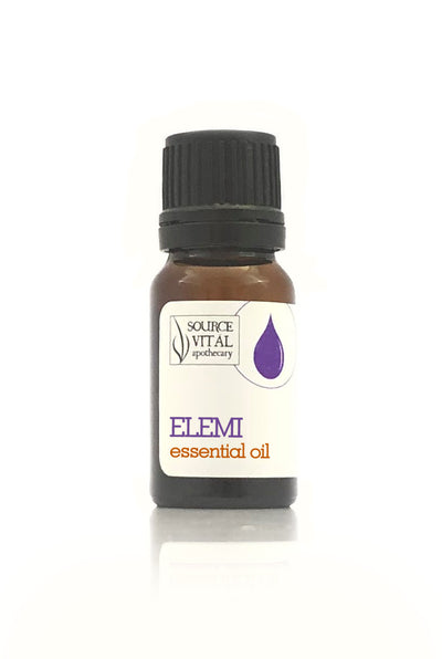 100% Pure Elemi Essential Oil from Source Vitál