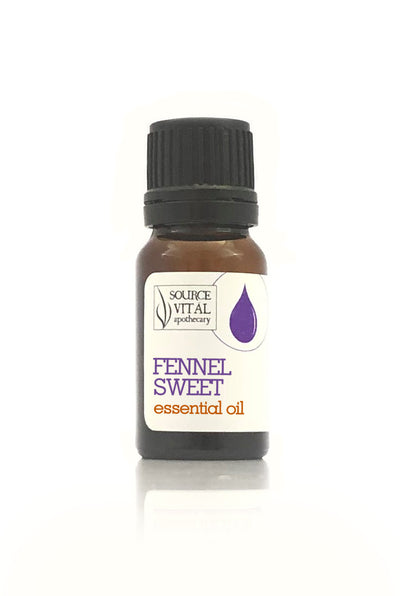 100% Pure Fennel Sweet Essential Oil from Source Vitál