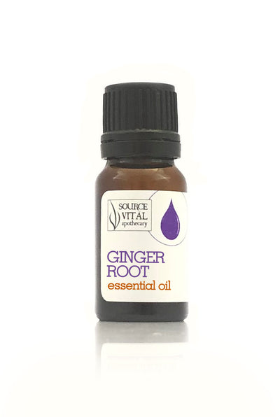 100% Pure Ginger Root Essential Oil from Source Vitál