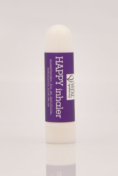 Happy Aromatherapy Inhaler by Source Vital