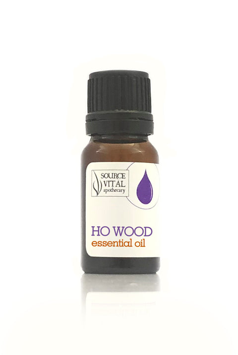 100% Pure Ho Wood Essential Oil
