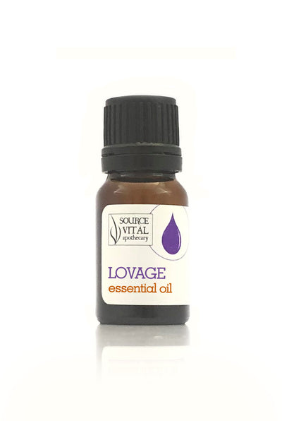 A100% Pure Lovage Essential Oil from Source Vitál