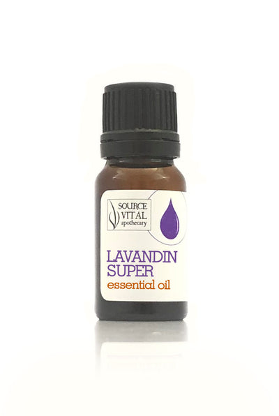 100% Pure Lavandin Super Essential Oil from Source Vitál