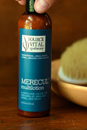 Natural Lotion for Fluid Reduction, Headaches, and More